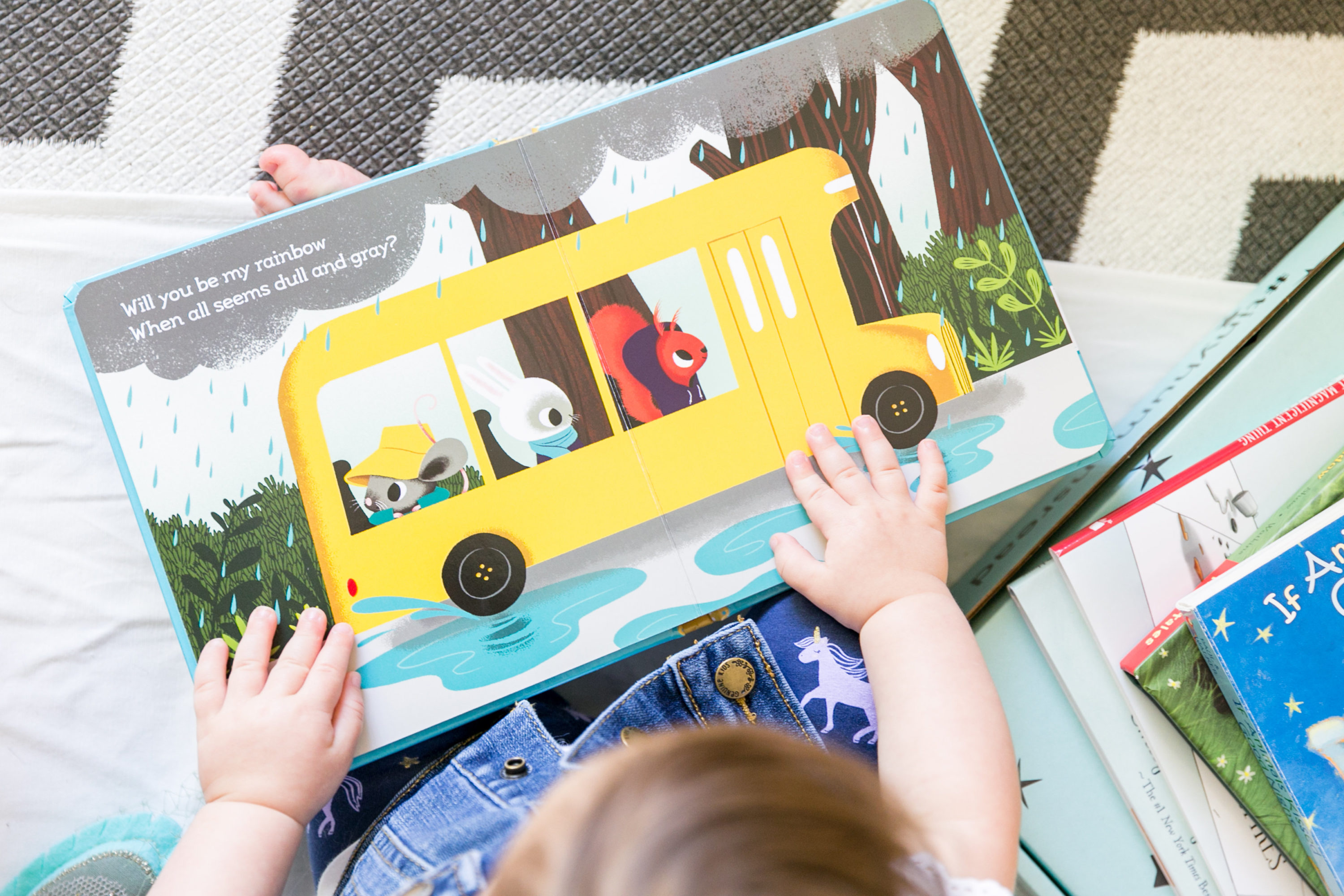 Book Box for Kids from Tiny Humans Read