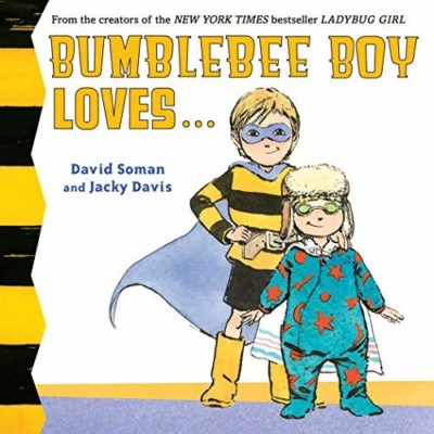 Bumblebee Boy Loves
