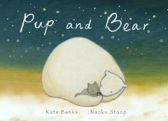 Pup and Bear Book