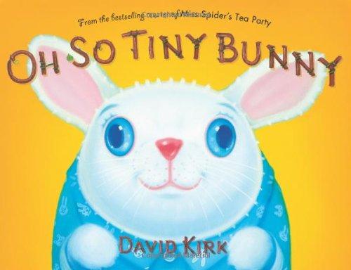 Oh So Tiny Bunny Book