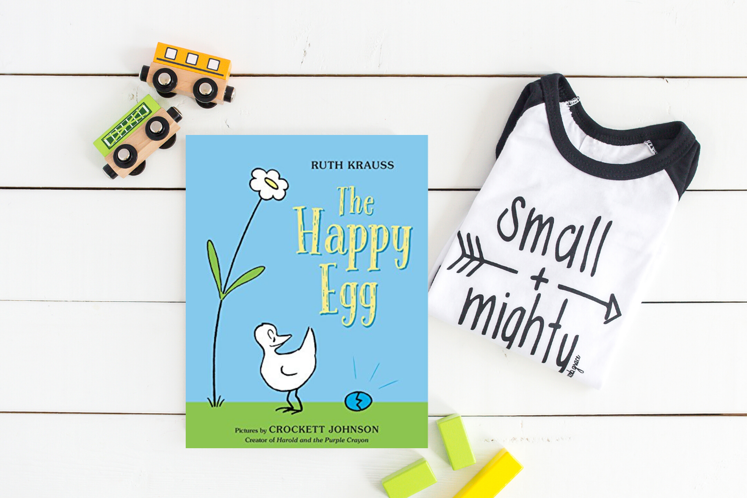 The Happy Egg - Books from Past Boxes of Tiny Humans Read Kids Book Subscription Box